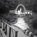Grotto Dedication, 1954 photo album thumbnail 3