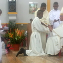 MY BROTHER'S ORDINATION TO DEACON By Seminarian Wilmar Ramos photo album thumbnail 3