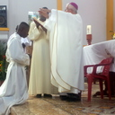 MY BROTHER'S ORDINATION TO DEACON By Seminarian Wilmar Ramos photo album thumbnail 6